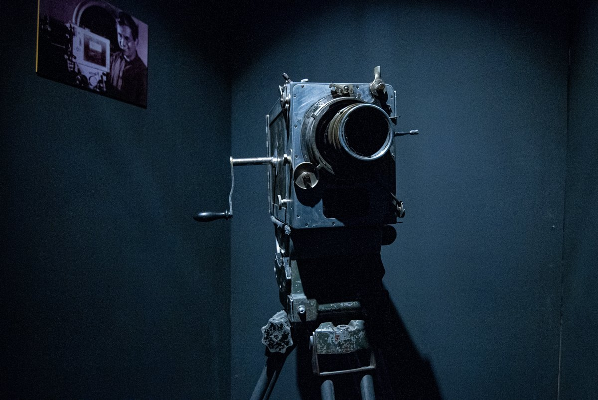 У Києві в Довженко-Центрі відкрили перший український музей кіно