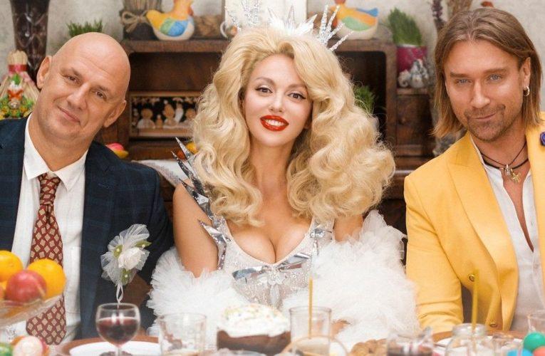 """Народне тріо: Потап, Олег Винник і Оля Полякова записали спільний хіт до """"Скаженого Весілля 2"""" (оновлено)"""