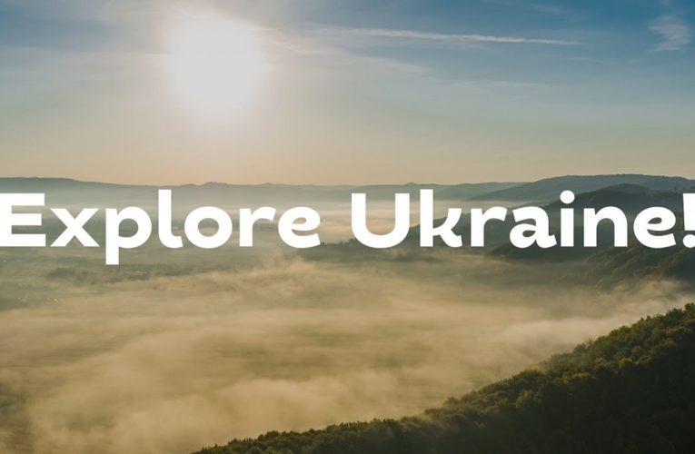"""Проєкт Ukraїner презентував англомовний відеоролик """"Explore Ukraine!"""""""