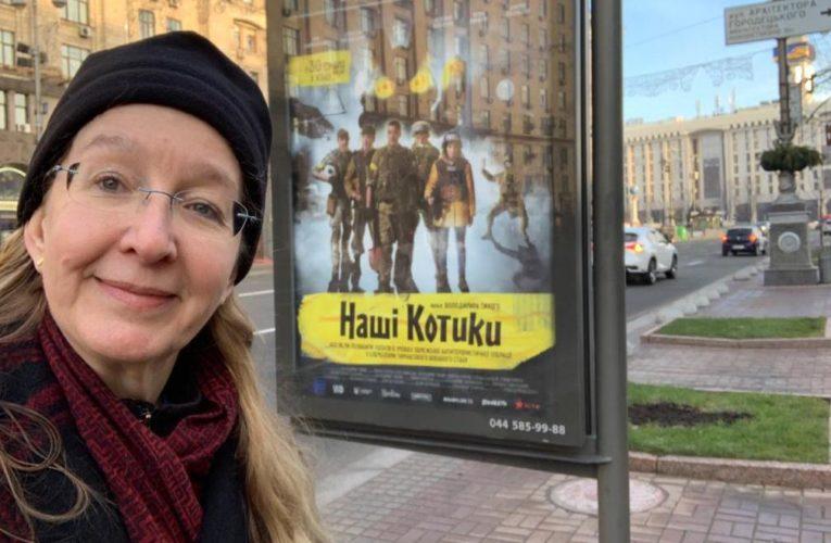 """Уляна Супрун, продюсерка """"Наші котики"""": Фільм, в якому горить Кремль, просто не можна не подивитися"""