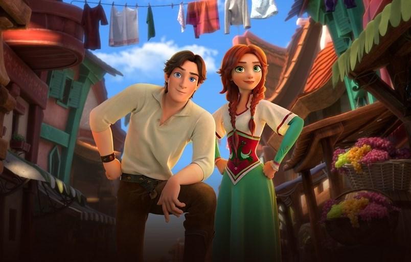 Викрадена принцеса: Руслан і Людмила