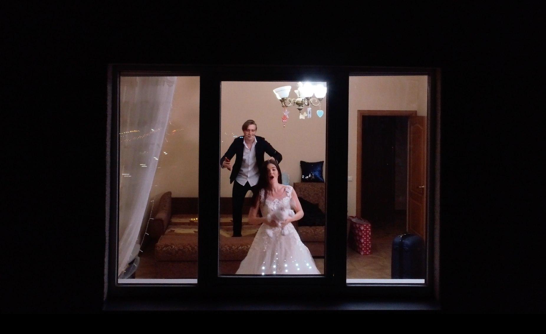 карантин-серіал за вікном