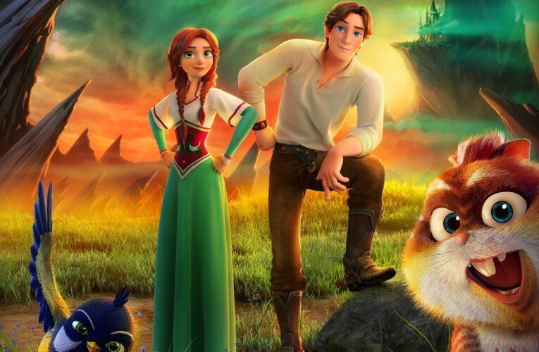 Дивіться «Викрадена принцеса: Руслан і Людмила» онлайн безкоштовно