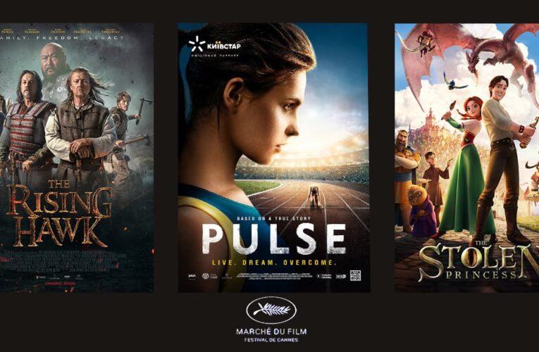 """Фільми """"Пульс"""" та """"Захар Беркут"""" купили для прокату у Західній Європі"""
