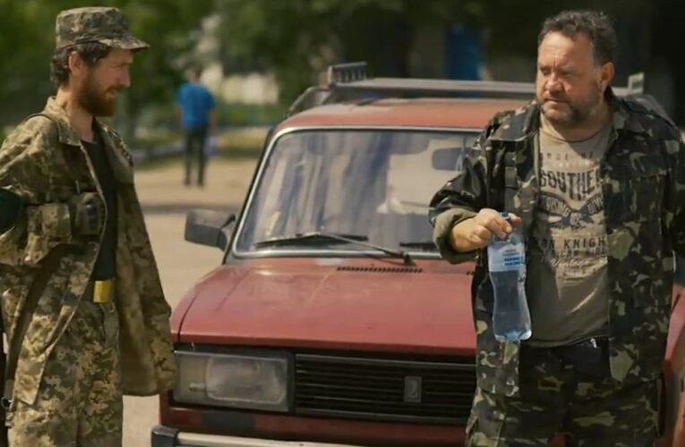 Фільм «Східняк» режисера Андрія Іванюка презентував епізод