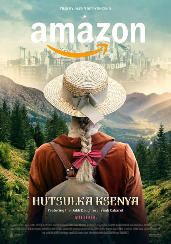 Hutsulka Ksenya Amazon