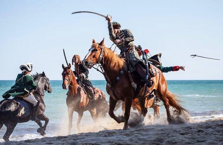 Двое против армии: вышел трейлер фильма «Крепость Хаджибей»