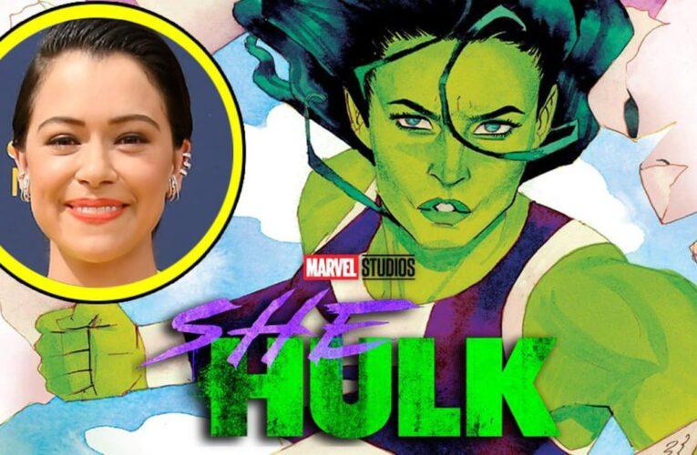 Роль Жінки-Халка в кіновсесвіті Marvel виконає актриса з українським корінням Тетяна Маслані