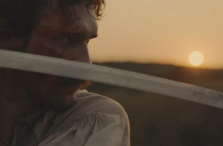 """Меч, пістолі, чарівна красуня та вірші: вийшов трейлер фільму """"Безславні кріпаки"""""""