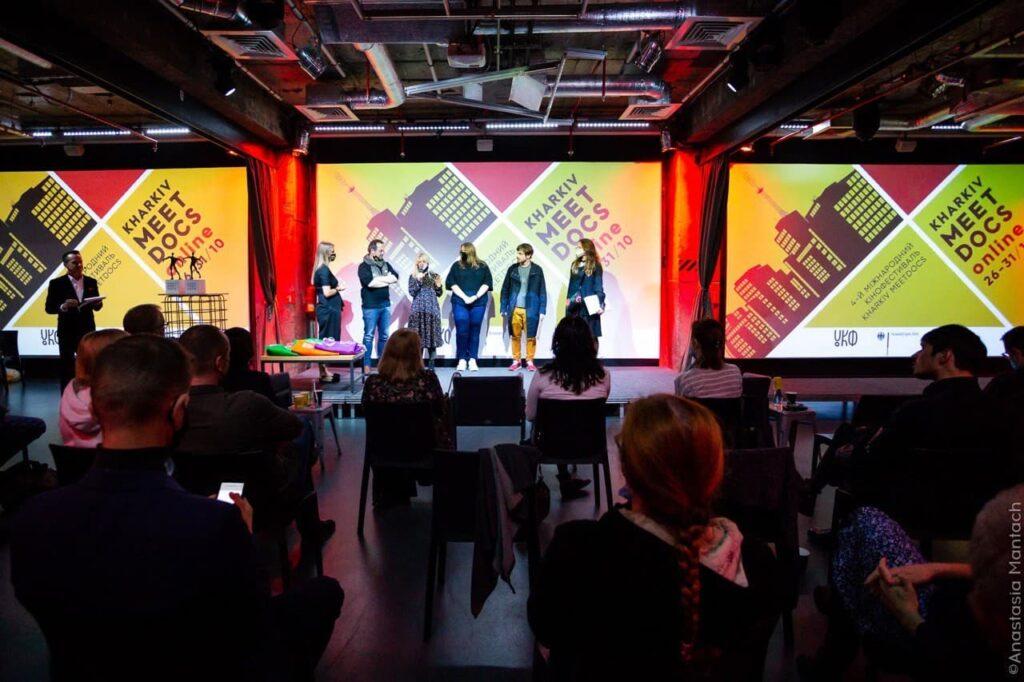 """Портал """"Нове українське кіно"""" виступає інформаційним партнером подій."""