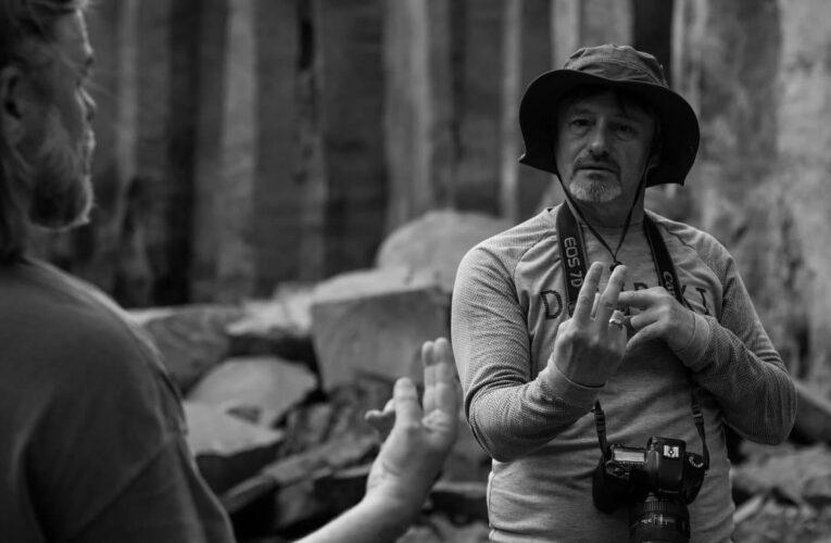 Юрій Григорович про професію художника кіно: «Для мене кіно — це мистецтво обману, яке повинно бути виправдане»