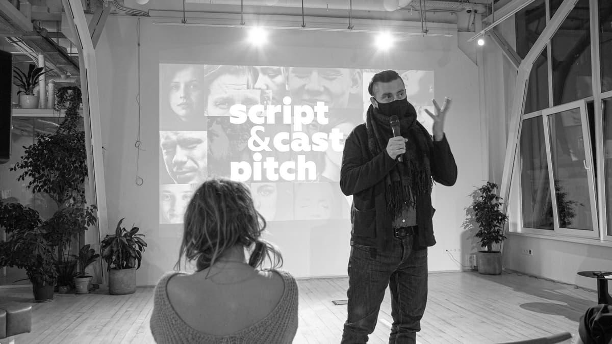 Script & Cast pitch