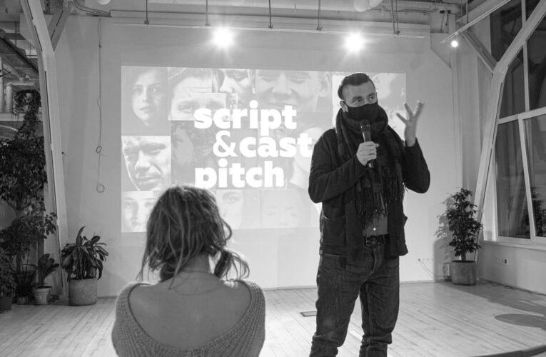 13 акторських презентацій і 12 ідей для фільмів: як пройшов Script & Cast pitch