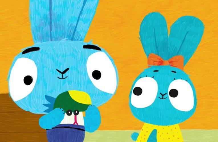 """""""Хоробрі Зайці"""" онлайн: мультсеріал з'явився у вільному доступі"""
