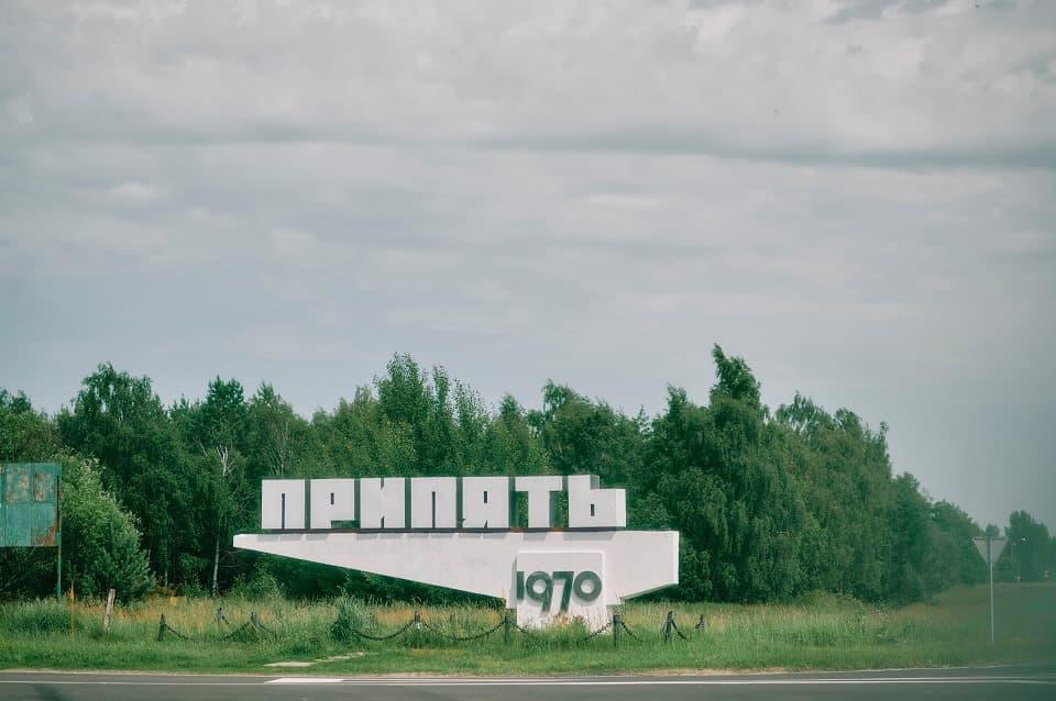 зйомки серіалу Чорнобиль