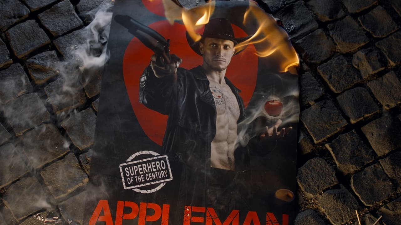 Apple-Man Василия Москаленко