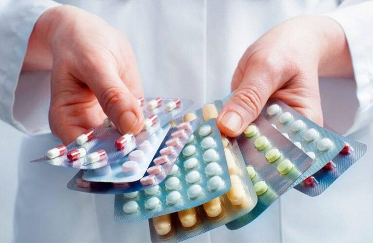 Виды успокоительных таблеток