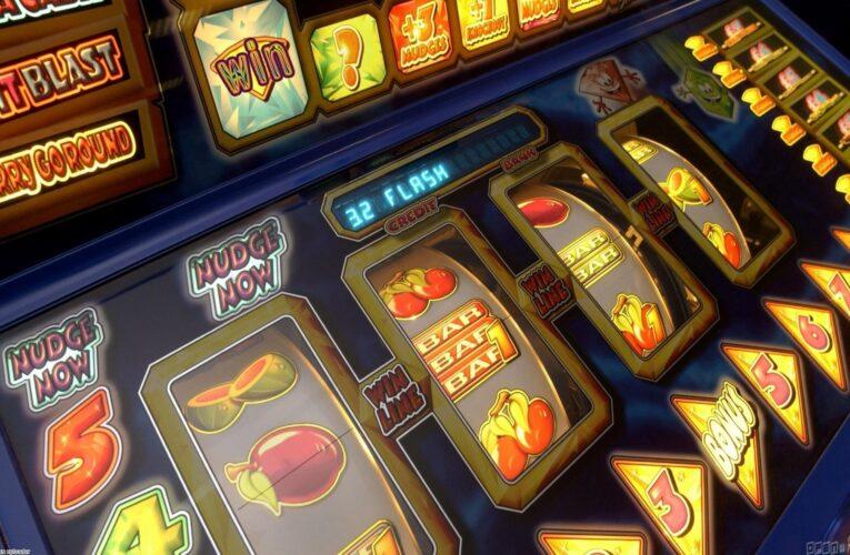 Онлайн казино – ассортимент автоматов и бонусов