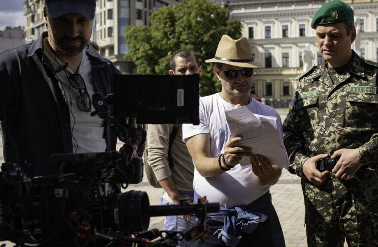 Багато екшн сцен та важка військова техніка: стартували зйомки фільму «Мирний-21» Ахтема Сеітаблаєва