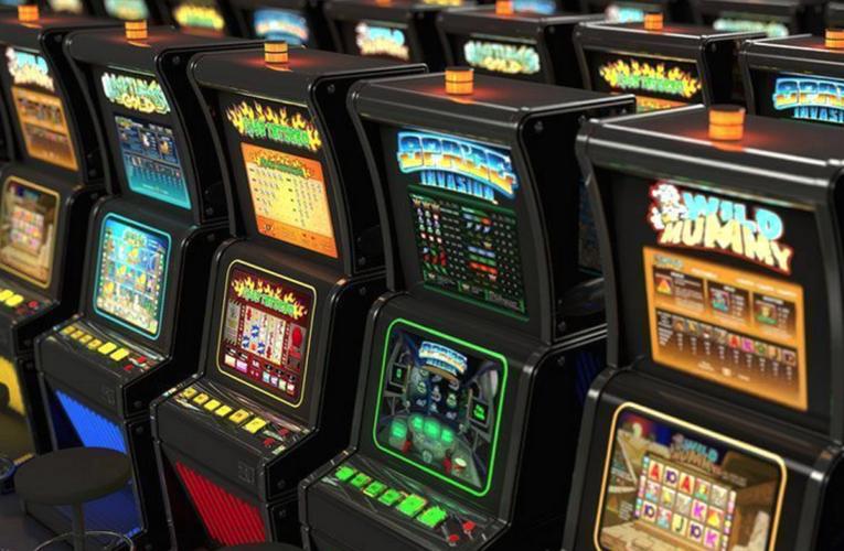 Монослот казино
