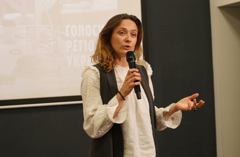 В Києві презентували кінопроєкти від українсько-французької програми «Голоси регіонів України»
