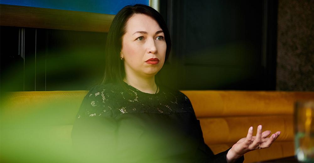 Марина Кудерчук Держкіно