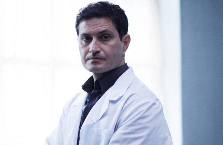 """Режисер та актор Ахтем Сеітаблаєв, """"Пульс"""": Медики у мене асоціюються з сильними, впевненими людьми"""