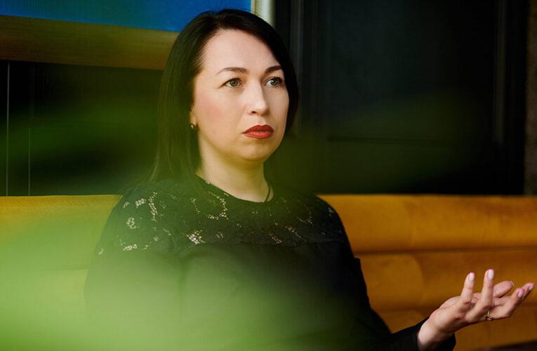 """Марина Кудерчук: """"Кіно повинне приносити гроші або показувати гарні результати на фестивалях"""""""