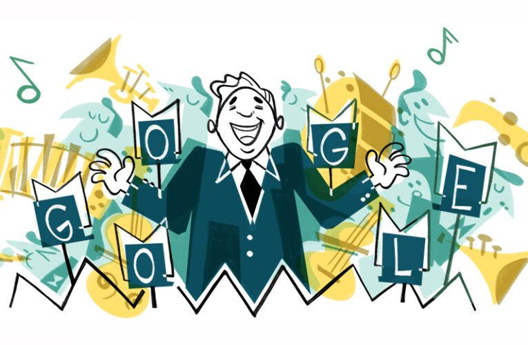 Одесит Леонід Утьосов став героєм нового дудлу Google