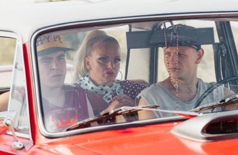 «Королі репу»: Ірма Вітовська зіграє у фільмі в стилі ганста-репу