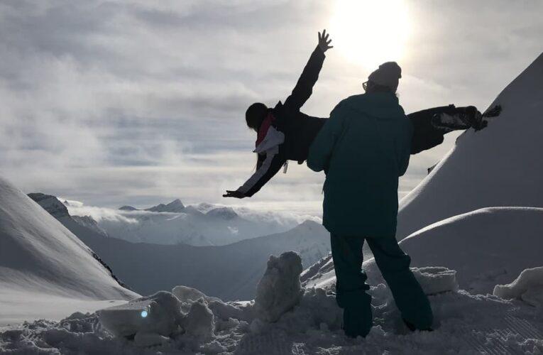 """В екстремальних умовах: як знімали трилер """"Пік страху"""" з Іванною Сахно (фотоогляд)"""