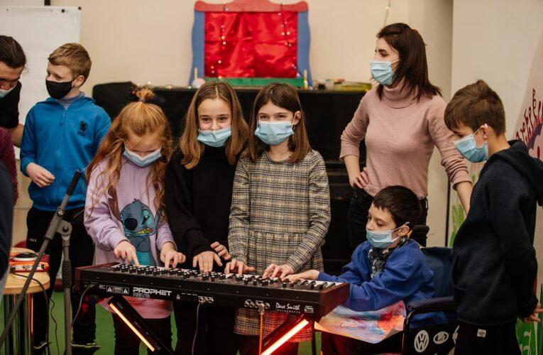 Сніжана Гусаревич знімає новий фільм «Зірки на Землі» на соціально важливу тему