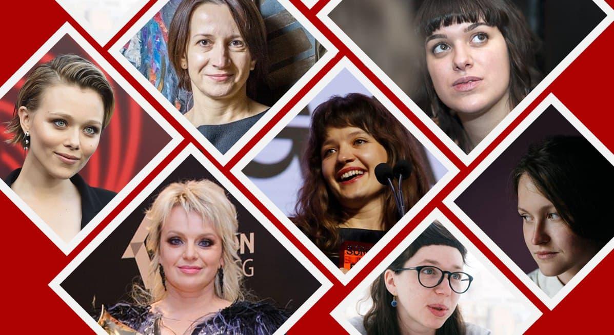 Жінки в українському кіно