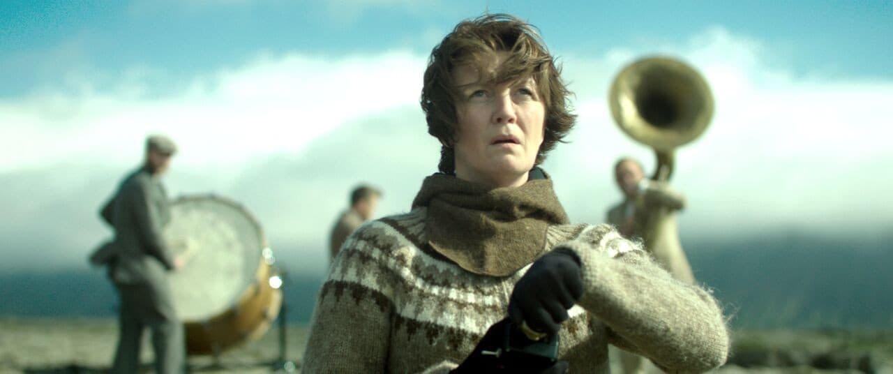 Гірська жінка: на війні