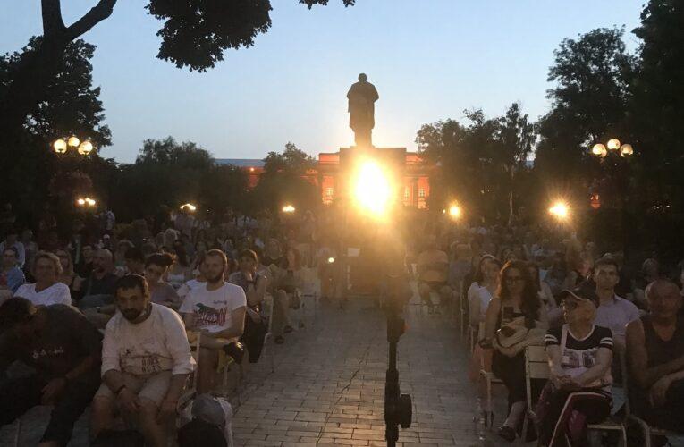 «Кіновернісаж просто неба» оголошує першу частину святкової кінопрограми до 30-річчя Незалежності України