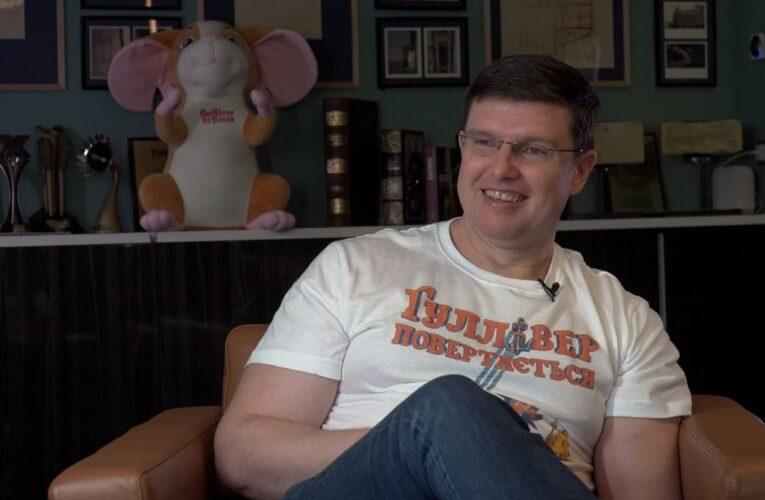 Генеральний продюсер «Гуллівер повертається» Олег Ходачук: Ми продали цей мультфільм для половини світу