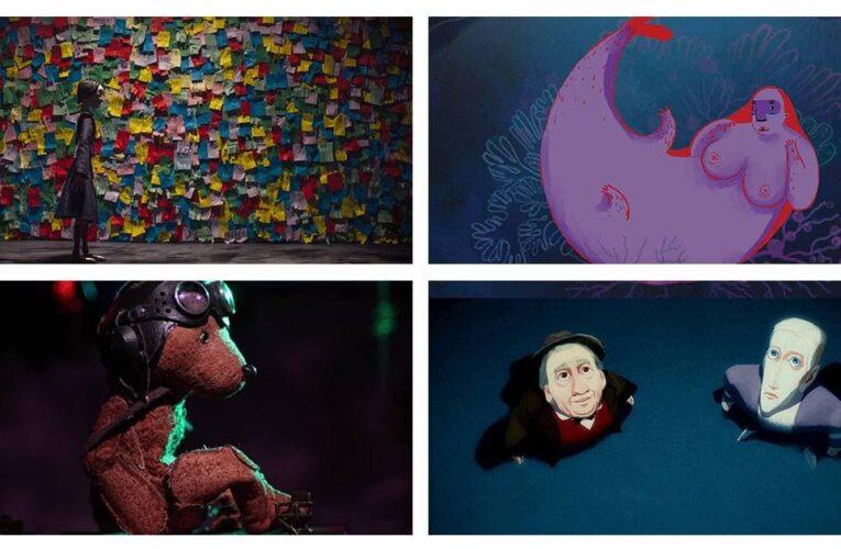 Топ-10 украинских анимационных фильмов в конкурсной программе фестиваля LINOLEUM 2021