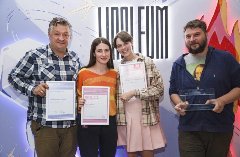 Анімаційний фестиваль LINOLEUM 2021 оголосив переможців