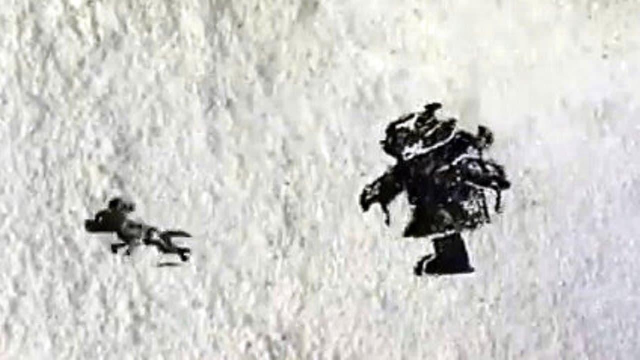 «Засипле сніг дороги» Євген Сивокінь