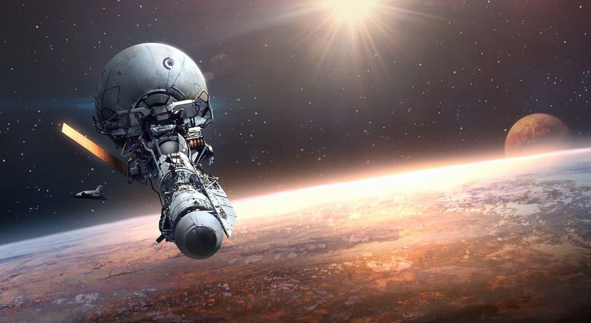 серіал про космос «Інфініті»