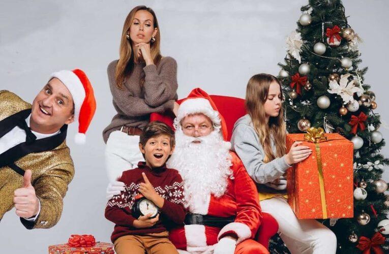 «Мій дідусь — Дід Мороз»: новорічна сімейна комедія вийде 24 грудня (трейлер)