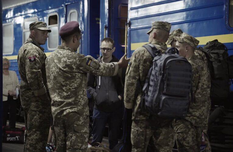 В прокат виходить фільм «Поїзд Київ – Війна» Корнія Грицюка (трейлер)
