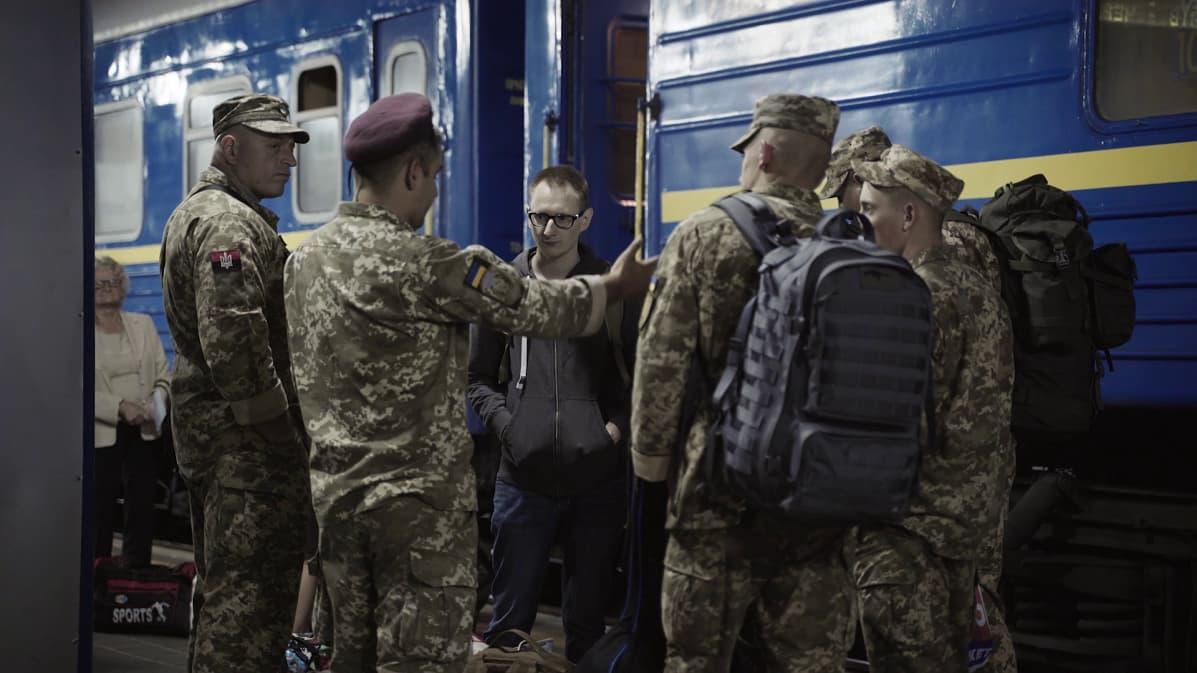 Поїзд Київ – Війна