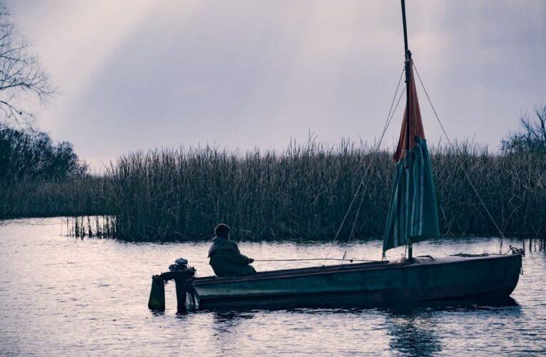 """""""Кремінь"""" Вінсента Ворда: представлено перші фото зі зйомок фільму про яхтсмена"""