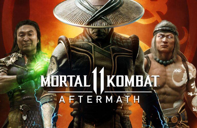 Українська звукова студія взяла участь у створенні культової гри Mortal Kombat 11: Aftermath